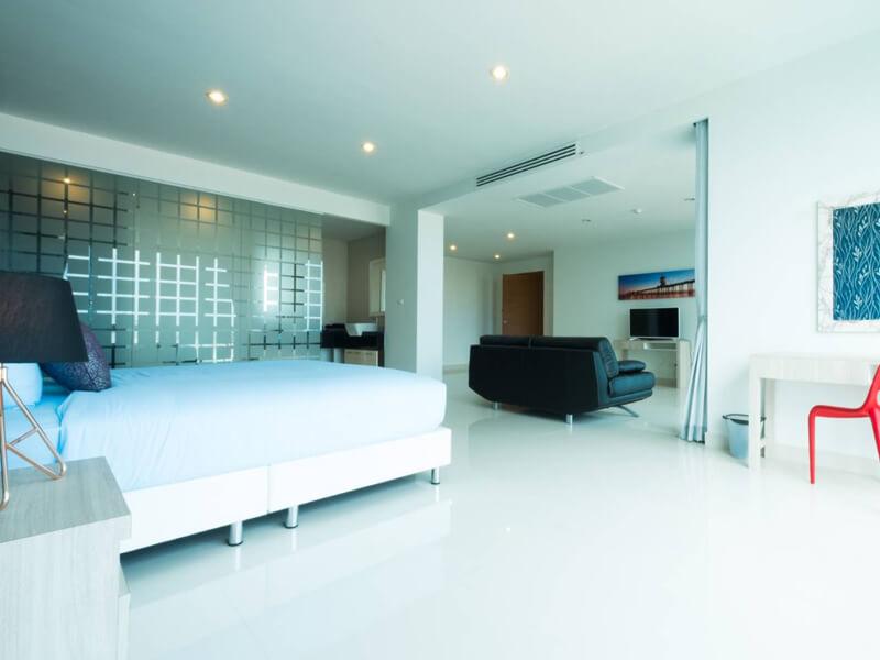 D@SEA HOTEL : Panorama Suite